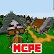 Village MCPE Map