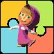 Puzzle Jigsaw Masha New Amazing by Lantaiku Apps