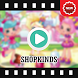 Super Shopkins Video Collection