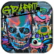 Graffiti Skull Theme by Beauty Die Marker