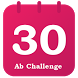 30 Day Ab Workout Challenge by SR media