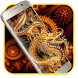 Golden Dragon Theme by New CM Launcher Theme