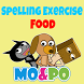 Spell Food by MOandPO