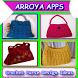 Crochet Purse Design Ideas by Arroya Apps