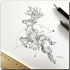 Creative Art Drawing Ideas by 120DaysOut