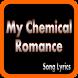 My Chemical Romance Song Lyric by rocku