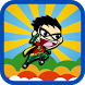 Titans Robin Jumper Fun by POP APP DEV