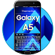 Keyboard Theme for Galaxy A5 by Super Cool Keyboard Theme