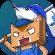 FishmarCAT by Studio Trapcard