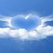 Flying Heart Live Wallpaper by Daksh Apps