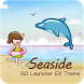 Seaside GO Launcher Theme by ZT.art