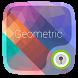 (FREE) Geometric GO Locker by ZT.art