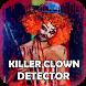 killer clown detector by jonesgames