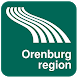 Orenburg region Map offline by iniCall.com