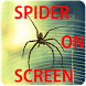 Spider On Screen by njsoft