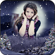 Cool Snowfall Photo Frames by Rams Apps