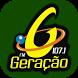 Rádio Geração FM by Rock3 Mobile