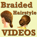 Braided Hairstyle Step VIDEOs by Jignesh Shastri