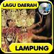 Lagu Lampung - Koleksi Lagu Daerah Mp3 by dikadev
