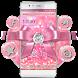 Rose gold diamond Bow Theme