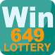 Win649 - lottery app by Magnate apps