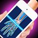 X-Ray Full Hand Simulator Joke