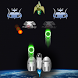 Earth and space invaders by Vizeffects