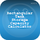 Rectangular Tank Capacity Calc by HIOX Softwares Pvt Ltd