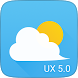 UX 5 Weather Icons for Chronus by N.A DEV