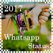 Latest 2017 whatsapp status by Pfree