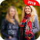 DSLR Camera Blur Background , Bokeh Effects Photo