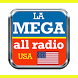 La Mega All United States Radio Stations