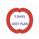 7 Days Diet Meal Plan