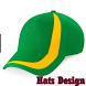 Hats Design by qonita