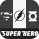 SuperHero Games Comics Quizzes by DGame Studio