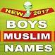 Muslim Names - Boys - 2017 by Apps&Games Studio
