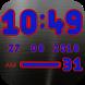Burma Digital Clock by peaceplanet2