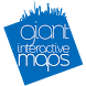 Giant Interactive Maps by ABEKANI WORLD