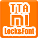 TTA Mi Font Lock by Than Toe Aung