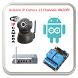 Arduino Camera IP Wifi Control by Antonio Sergio Arduino