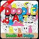 Doodle Art Design Ideas by Abibunda
