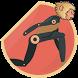 Fast monkey by janah