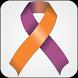 Psoriasis Awareness Ribbon by Dark Matter Lab