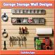 Garage Storage Wall Designs by hachiken