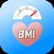 BMI計算機 -毎日の健康管理に!無料でヘルスチェック- by LinQ