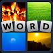 4 Pics 1 Word by QuizzPanda Inc.