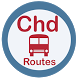 Chandigarh Bus Routes by UWeMo Applications