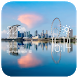 Singapore Weather Widget/Clock by Widget Studio