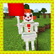 Awesome clown. Addon MCPE by VaseleK