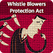 Whistle Blowers Protection Act by Boost Device